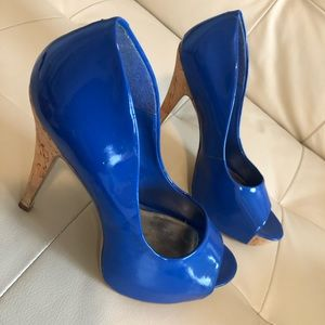 Jessica Simpson high heel